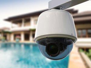 Dome Überwachungskamera